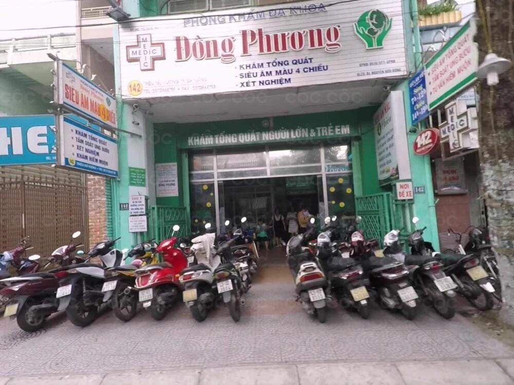 Phòng khám đa khoa Đông Phương - 142, Triệu Nữ Vương, P. Hải Châu 2, Q. Hải Châu, Tp. Đà Nẵng - Cốc Cốc Map
