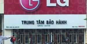 Trung tâm bảo hành LG Service center - 63, Bạch Đằng, P  Tân